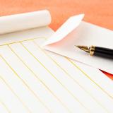内祝いのお礼状を書くときのポイントを解説!のサムネイル